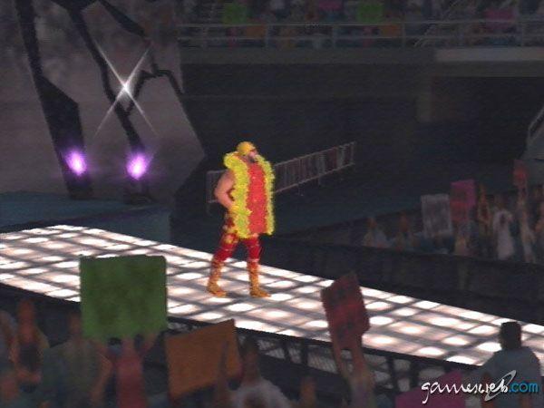 WWE SmackDown!: Shut Your Mouth! - Screenshots - Bild 6