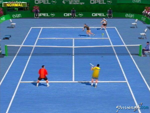 Virtua Tennis 2 - Screenshots - Bild 10