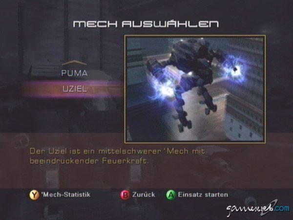 MechAssault - Screenshots - Bild 4