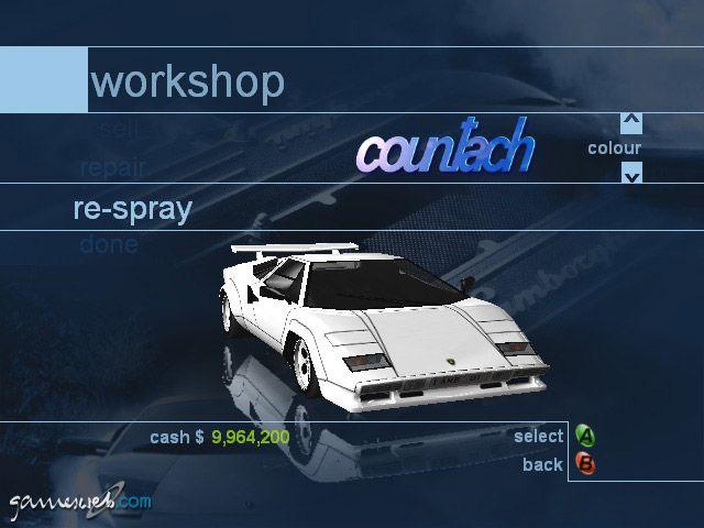 Lamborghini  Archiv - Screenshots - Bild 8
