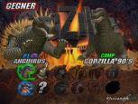 Godzilla: Destroy All Monsters Melee - Screenshots - Bild 3