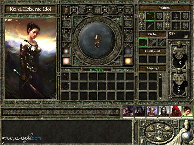 Icewind Dale II - Screenshots - Bild 12
