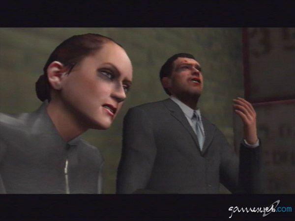 The Getaway - Screenshots - Bild 18