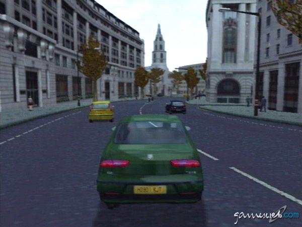 The Getaway - Screenshots - Bild 21