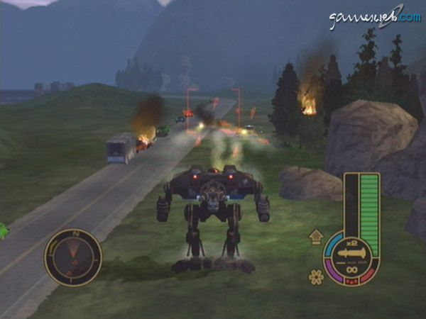 MechAssault - Screenshots - Bild 15
