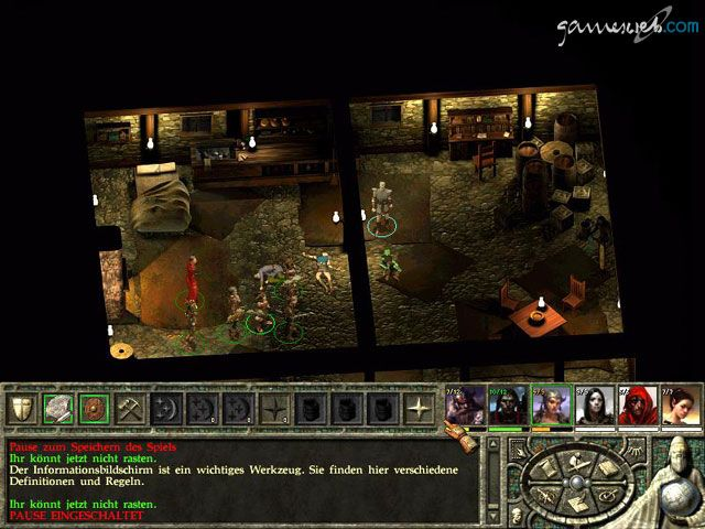 Icewind Dale II - Screenshots - Bild 16