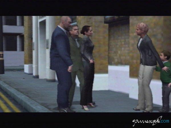 The Getaway - Screenshots - Bild 3