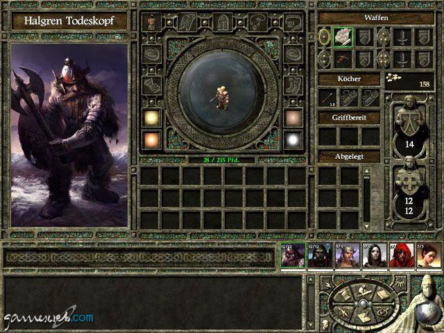 Icewind Dale II - Screenshots - Bild 11