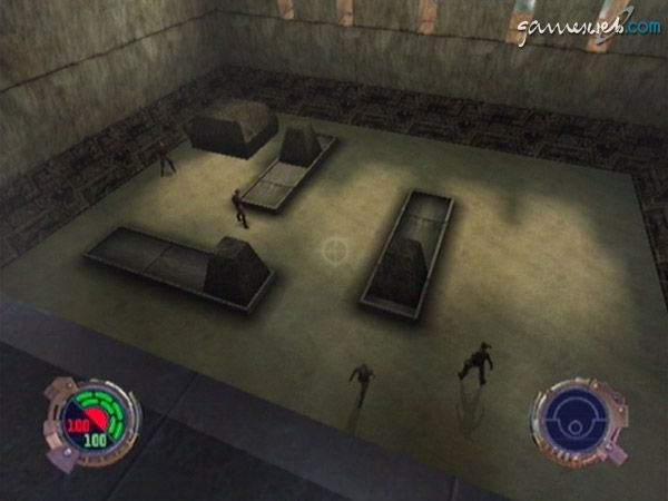 Star Wars Jedi Knight II: Jedi Outcast - Screenshots - Bild 11