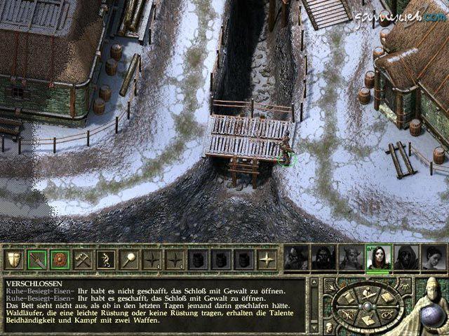 Icewind Dale II - Screenshots - Bild 19
