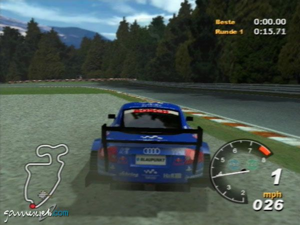 Total Immersion Racing - Screenshots - Bild 8