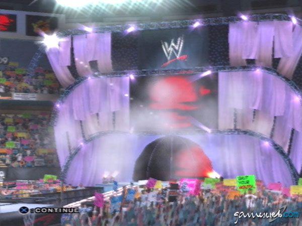WWE SmackDown!: Shut Your Mouth! - Screenshots - Bild 14