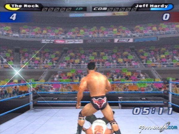 WWE SmackDown!: Shut Your Mouth! - Screenshots - Bild 15