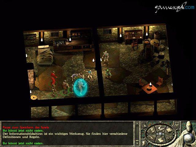 Icewind Dale II - Screenshots - Bild 5