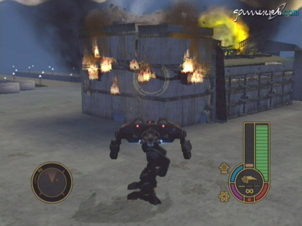 MechAssault - Screenshots - Bild 5
