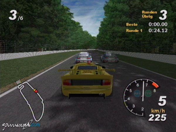 Total Immersion Racing - Screenshots - Bild 12