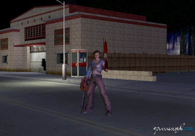 Evil Dead: A Fistful of Boomstick  Archiv - Screenshots - Bild 24