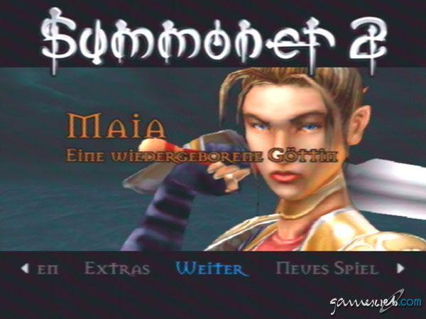 Summoner 2 - Screenshots - Bild 20