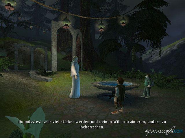 Herr der Ringe - Screenshots - Bild 12