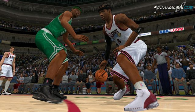 NBA 2K3  Archiv - Screenshots - Bild 11