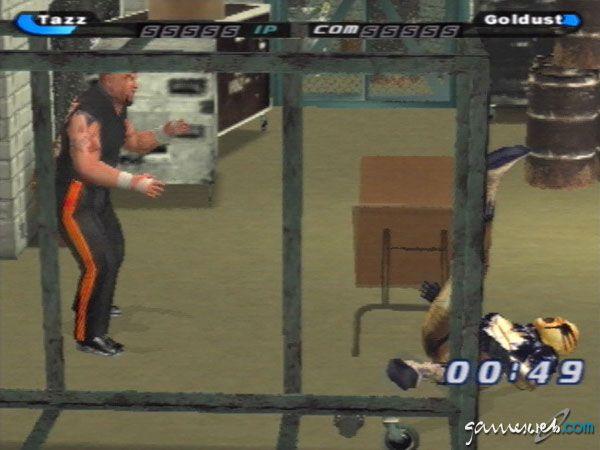 WWE SmackDown!: Shut Your Mouth! - Screenshots - Bild 19