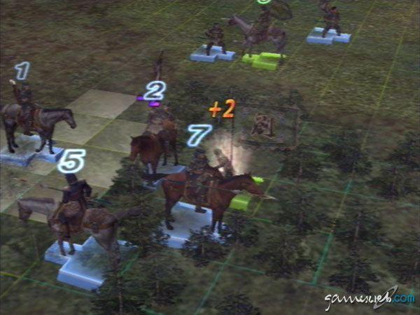 Dynasty Tactics - Screenshots - Bild 11