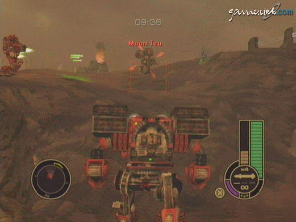 MechAssault - Screenshots - Bild 7