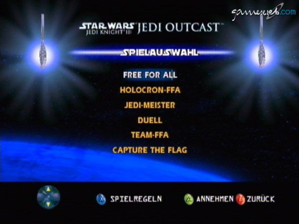 Star Wars Jedi Knight II: Jedi Outcast - Screenshots - Bild 19