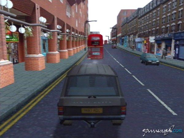 The Getaway - Screenshots - Bild 16