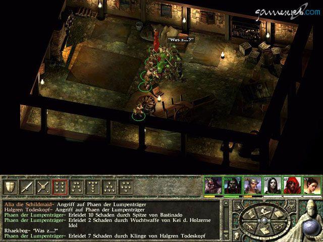 Icewind Dale II - Screenshots - Bild 18