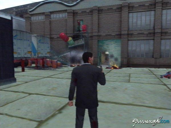 The Getaway - Screenshots - Bild 23