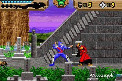 Revenge of Shinobi  Archiv - Screenshots - Bild 5