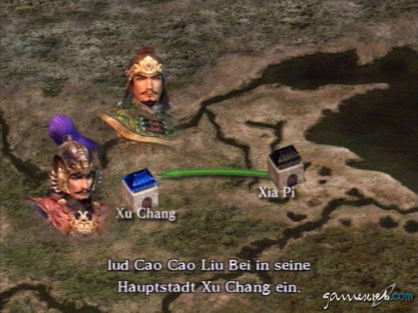 Dynasty Tactics - Screenshots - Bild 18
