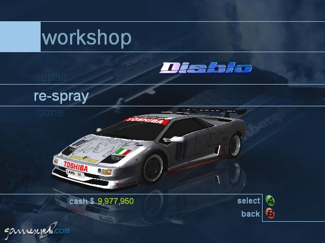 Lamborghini  Archiv - Screenshots - Bild 10