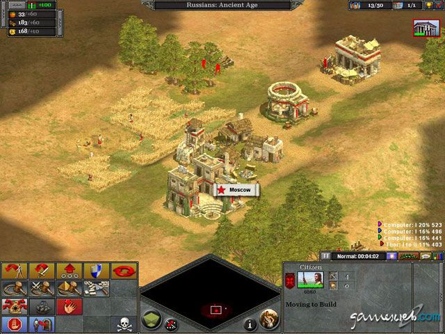 Rise of Nations + Thrones and Patriots