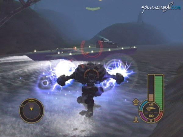 MechAssault - Screenshots - Bild 13
