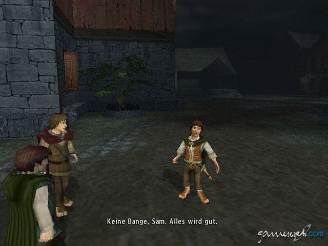 Herr der Ringe - Screenshots - Bild 6