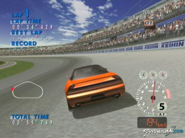 Sega GT 2002 - Screenshots - Bild 14