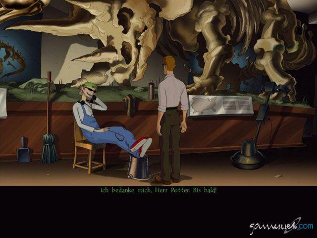 Runaway - Screenshots - Bild 7