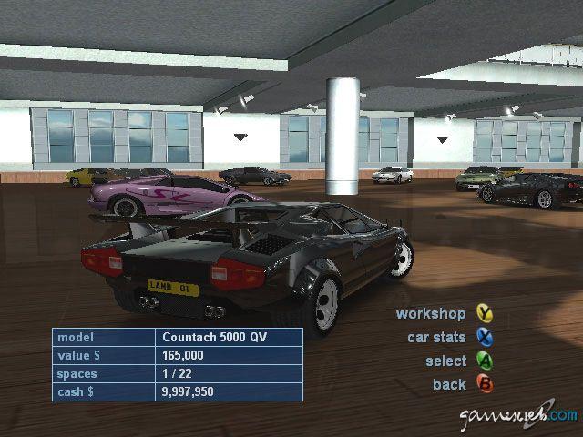 Lamborghini  Archiv - Screenshots - Bild 11
