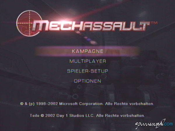 MechAssault - Screenshots - Bild 10