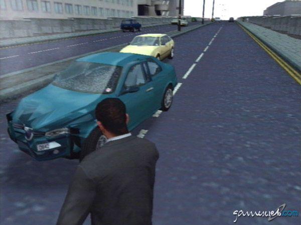 The Getaway - Screenshots - Bild 10