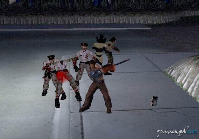 Evil Dead: A Fistful of Boomstick  Archiv - Screenshots - Bild 19