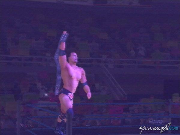 WWE SmackDown!: Shut Your Mouth! - Screenshots - Bild 13