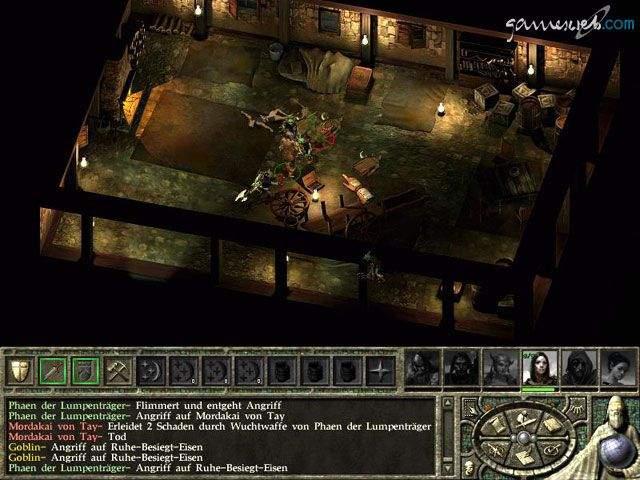 Icewind Dale II - Screenshots - Bild 7