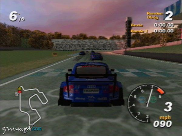 Total Immersion Racing - Screenshots - Bild 2