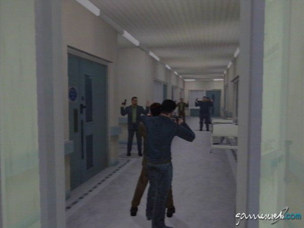 The Getaway - Screenshots - Bild 4