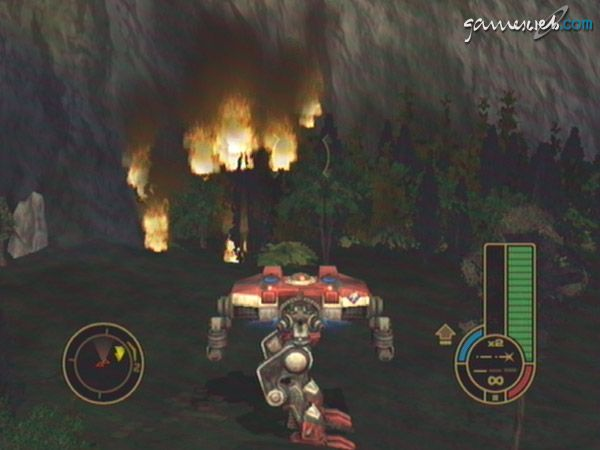 MechAssault - Screenshots - Bild 9