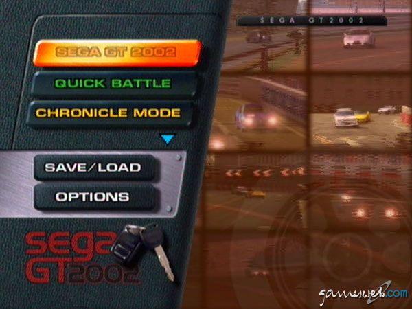 Sega GT 2002 - Screenshots - Bild 2