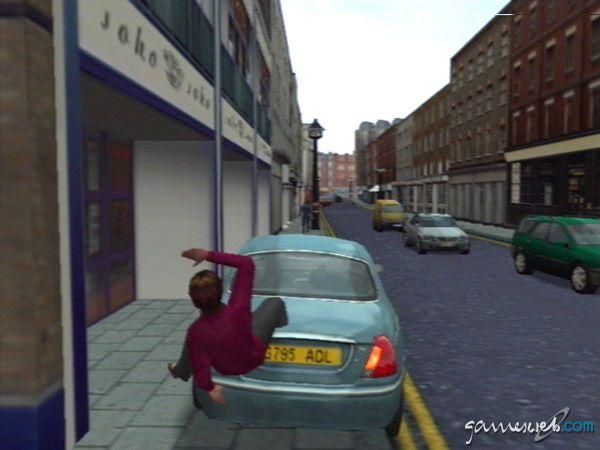 The Getaway - Screenshots - Bild 20